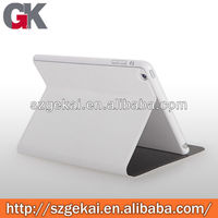 New Magnetic PU Leather Folio Stand Case Cover with Stylus Holder for ipadmini