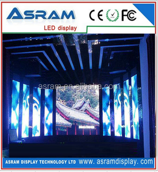import indoor led video display from China P5 smd indoor full color indoor led video display/SMD indoor led video display signs
