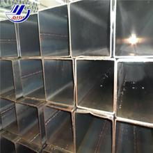 black hollow section slotted square tube steel