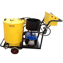 Reasonable price asphalt road crack sealing machine