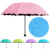 2017NEW shaoxing high quality promotional lady's folding change color manual magic umbrella