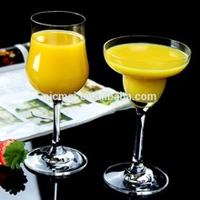 2015 Novel Crystal Wine Glass for Bar or Party Uses Fruit juice cup