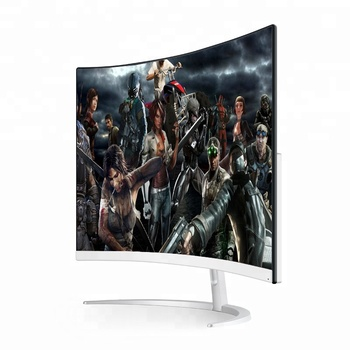 2K DP Input 27 Inch Curved LCD monitor Display Gaming Monitor 144Hz