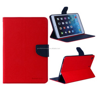 New Arrivals Canday color Design Fancy Goospery leather phone case for Ipad mini