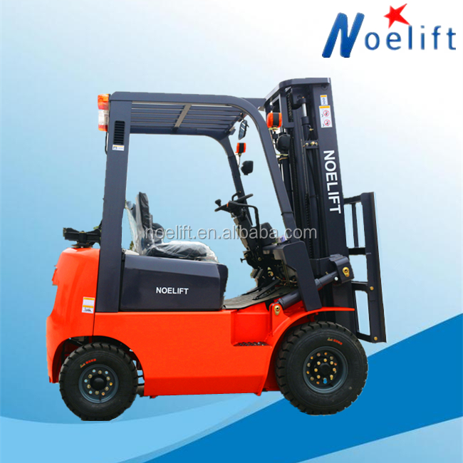 1000kg light duty small turning radius gas propane forklift for sale
