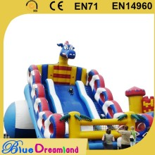 Professional factory inflatable slide for hire manufacturer