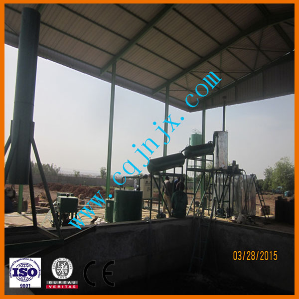 JNC-20 Black Engine Oil Purifier,Waste Motor Oil Recycling Filter,Used Car Oil Purifier To Diesel Fuel