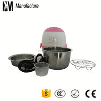 Factory directly supplying portable electric lunch warmer for kids