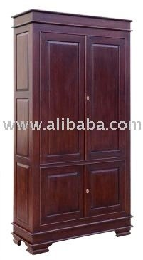 Bookcase closed BO 603-KL