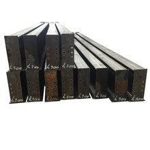 China Supplier Steel Structure welding h beam sizes and universal beam cutting and drilling holes