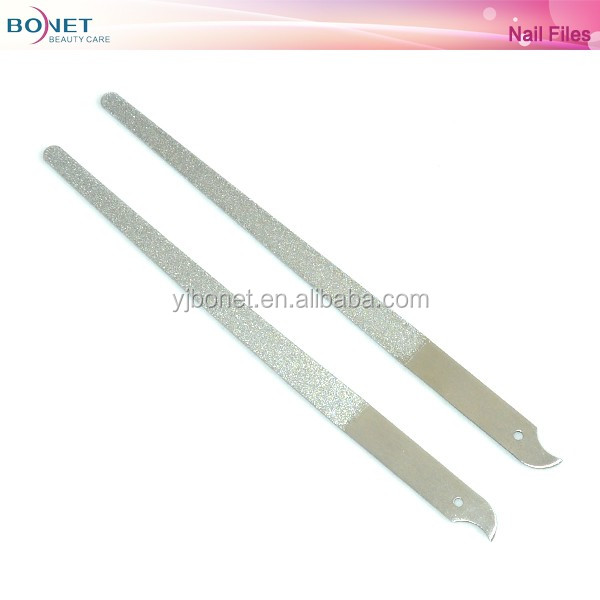 BNF0211B Delux High Quality Stainless Steel Nail File