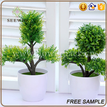 wholesale house decor Garden Supplies lovely mini plants artificial