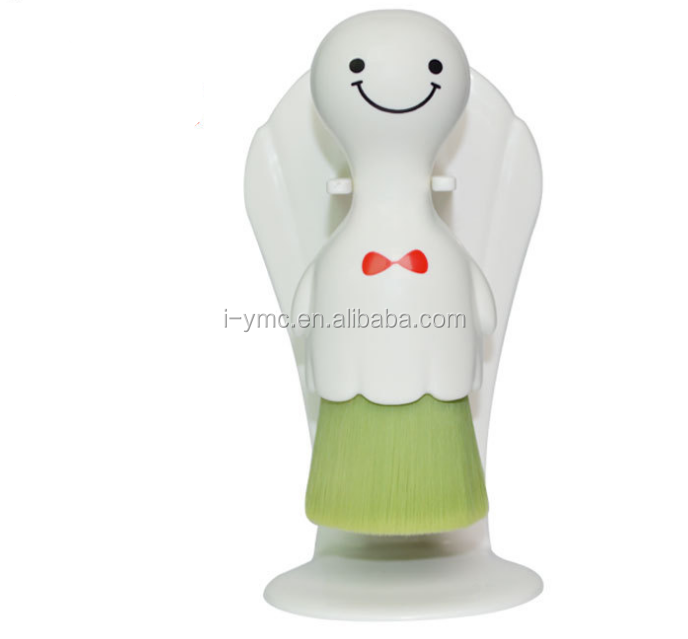new design sunny doll facial skin care cleaning brush