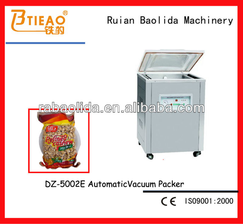 DZ-500/2E Biscuit Vacuum Packing Machine for Food