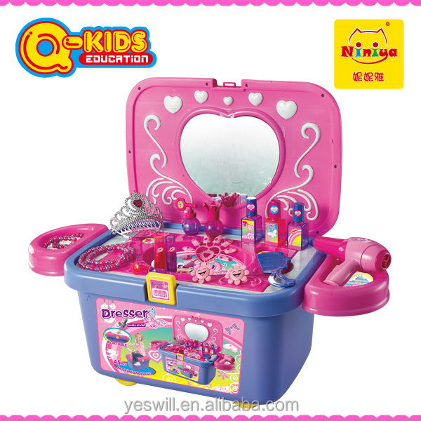 q kids plastic makeup set toys 2015 best price buy plastic makeup