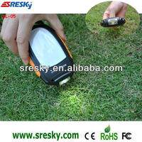 Rechargeable Led Emergency Solar Lantern With Mobile Phone Charger