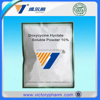 HOT Doxycycline powder for veterinary health