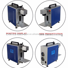 30w fiber laser metal marking machine
