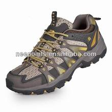 2014 new design hiking shoes for men