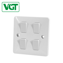 Wall switch socket manufacture vgt 10 amp liovo switch
