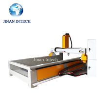 Jinan High z Axis 600mm Feeding 1530 Table Top Cnc Machine