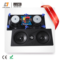 Portable Home Audio Hanging Flat Wall Mounted Speaker