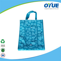 Factory price hot selling non woven folding shopper