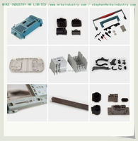 ABS HDPE PP PVC plastic Medical equipment small shell parts /injection plastic moulds