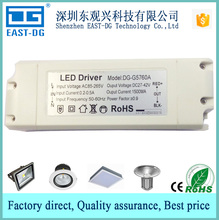 G5760 high quality Constant current 1500ma led power supply driver 32w 40w 50w 60w 27v 30v 36v 55v with CE ROHS 3 years warranty