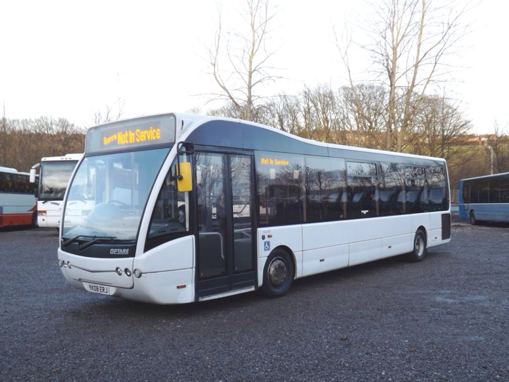 MAN Optare Versa City Bus