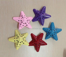 Plastic star Christmas Tree Decoration