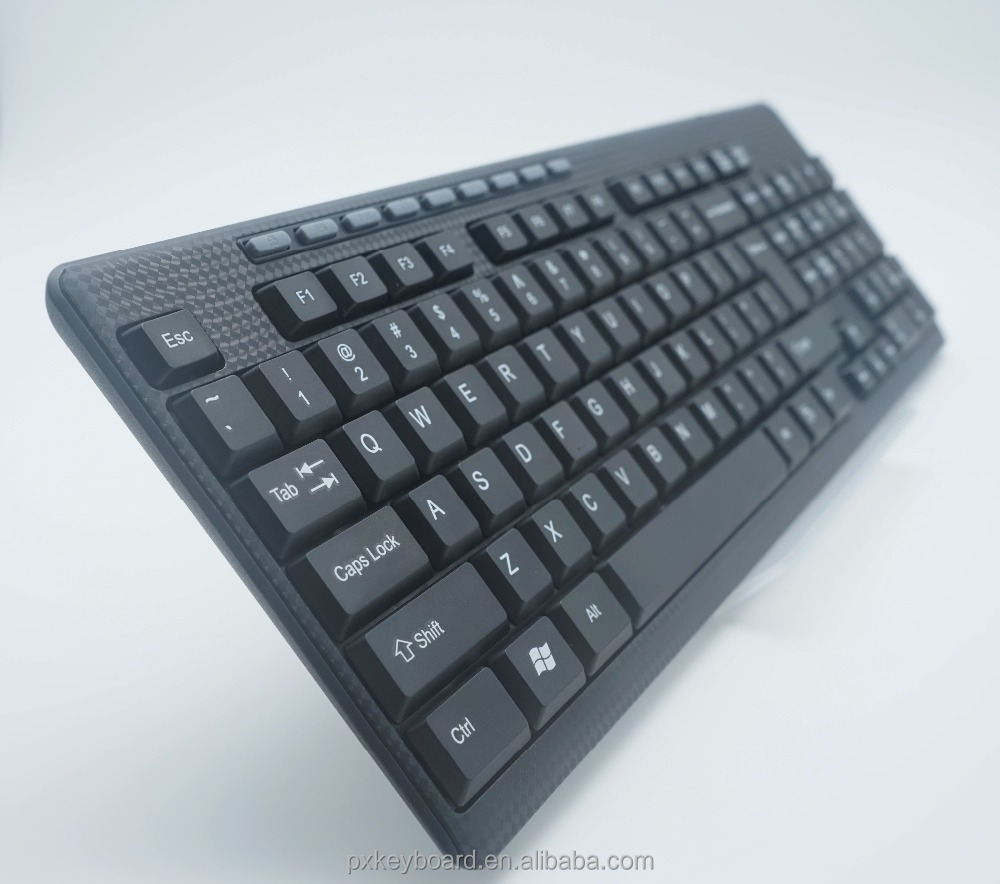 latest wireless arabic multimedia gaming computer keyboard