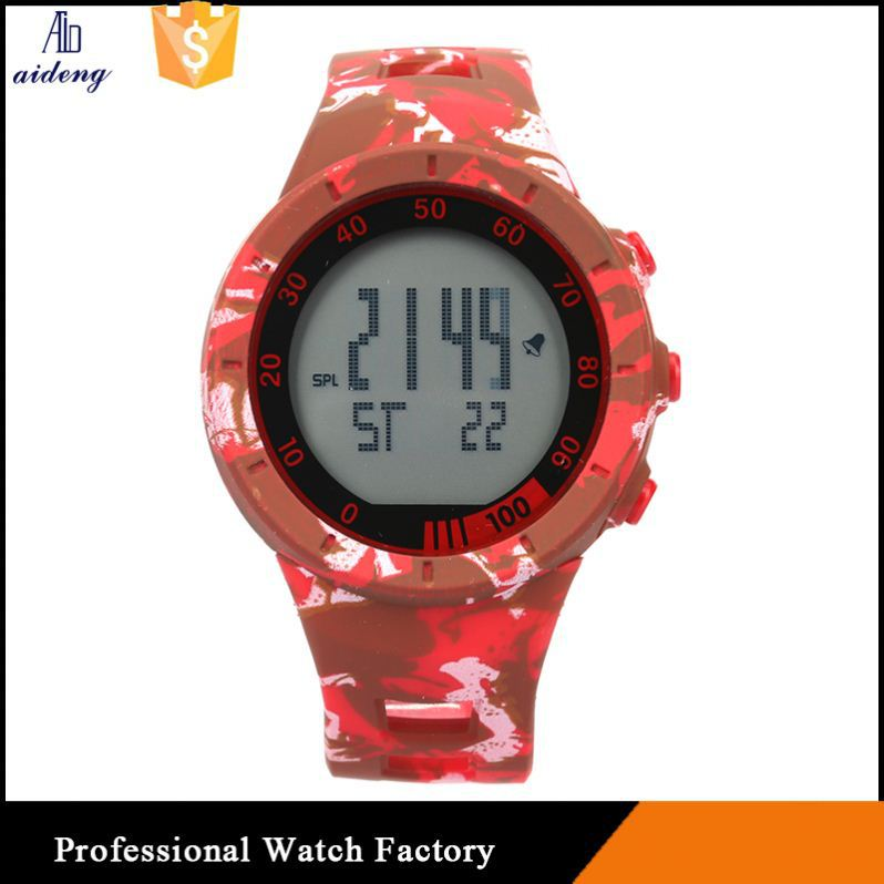 Ion Sports Led Sport Paper Digital Watch