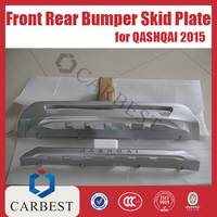 High Quality Best Selling Front Rear Bumper Skid Plate for Nissan Qashqai 2015