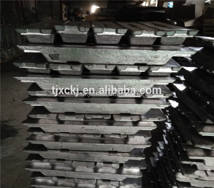Competitive price pure lead ingot 99.99%