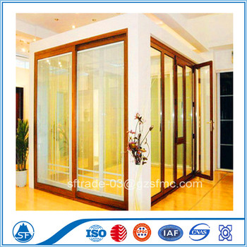 Aluminum Multi Track Sliding Glass Door Buy Aluminum