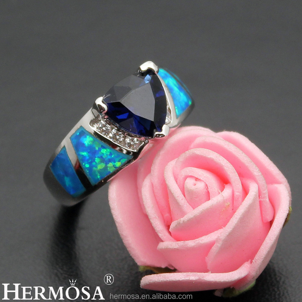 Australian Opal Wedding Ring, Australian Opal Wedding Ring Suppliers ...