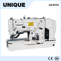UN-B7811-needle JUKI lockstitch button hole machine industrial buttonhole machine