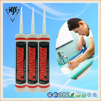 Super Quality 100% Neutral Construction Usage Silicone Rubber Sealant