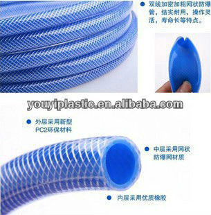 high-pressure knitted fiber reinforced hose