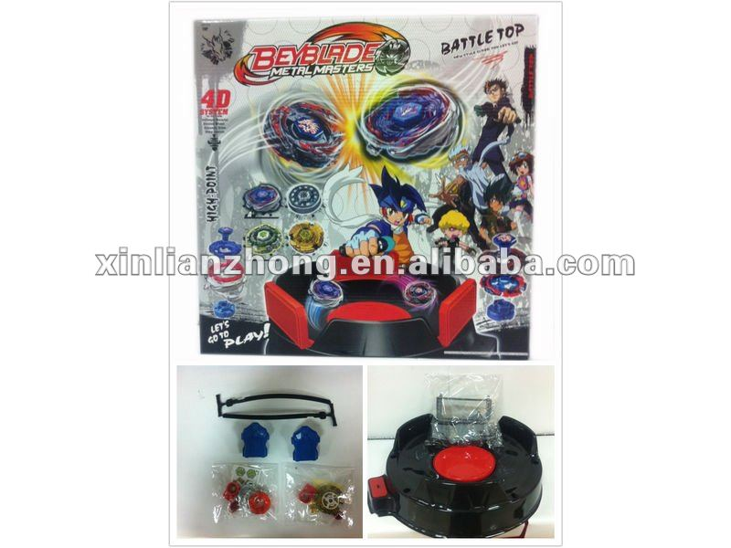 Transform Metal Beyblade Spinning top KAT86525