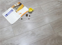 silent pad micro bevel v groove laminate flooring