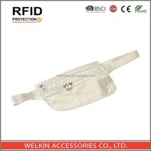 RFID Travel Money Belt,money belt rfid blocking,rfid coin wallet