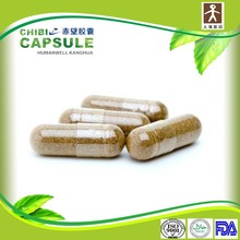 cap and body two pieces vegetable capsules distributors