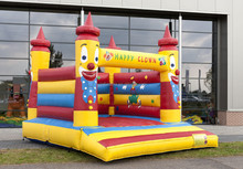 bday party used Big Bouncy Castle for sale