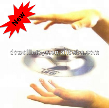 Magic suspended UFO magic toy hover UFO toy air floats in mid-air children toys