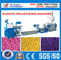 2015 China Factory Suplier fabric waste recycling machine