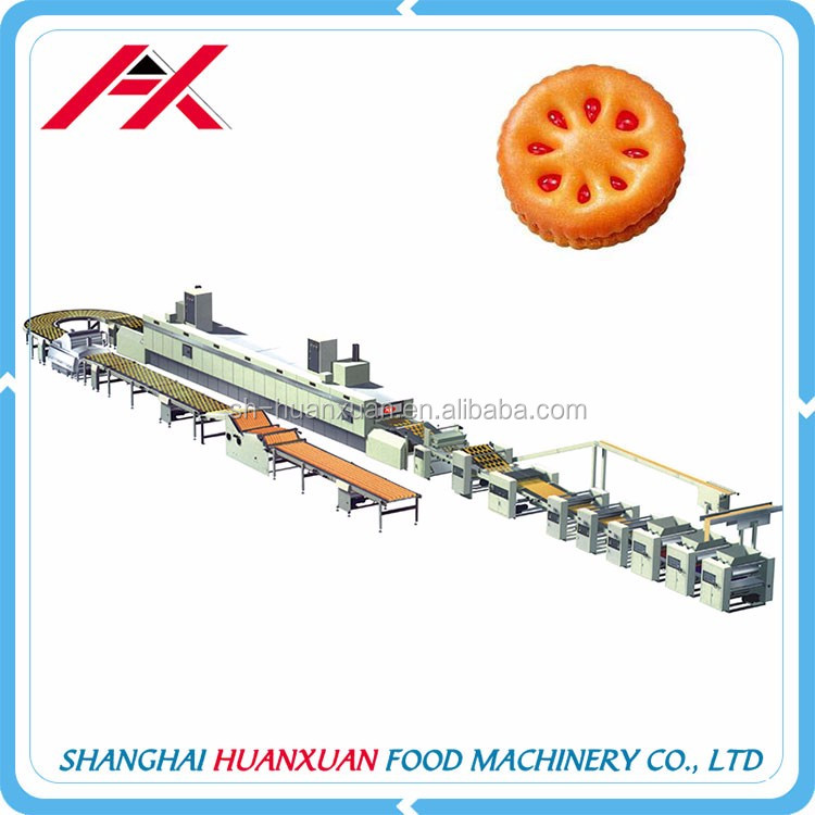 Commercial Automatic Biscuit Production Line