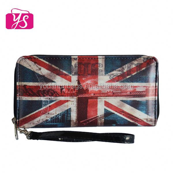 Promotional cheap wallet leather case