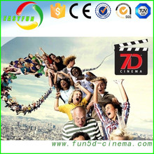 fantastic Different decoration 5Dcinema,middle theater 5D,whole 5D cinema
